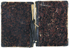 Ouvrez le livre 5 Photo libre de droits