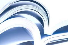 Ouvrez les livres Photo libre de droits