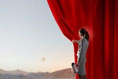 Ouvrez les nouvelles occasions Photographie stock