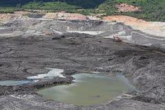 Ouvrez Pit Mine Image libre de droits