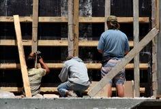 Ouvriers Photographie stock libre de droits