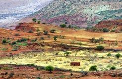 Ouzoud wąwozy, Maroko, Afryka Zdjęcie Stock