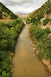 Ouzoud wąwozy, Maroko, Afryka Fotografia Royalty Free