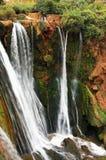 Ouzoud Waterfalls near the Tanaghmeilt village, Grand Atlas, Morocco Royalty Free Stock Photo