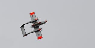OV-10野马专家支持航空器 库存图片