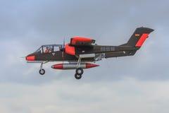OV-10B野马经典之作飞机 免版税库存图片