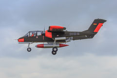 OV-10B Bronco classic airplane Royalty Free Stock Image