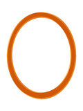 Ovaal frame Royalty-vrije Stock Afbeelding
