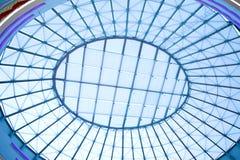 Ovaal plafond royalty-vrije stock afbeeldingen