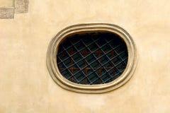 Ovaal Venster royalty-vrije stock foto's
