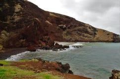 Ovahe plaża Zdjęcie Stock