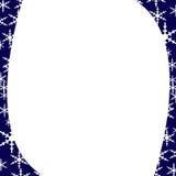 oval πλαισίων εορτασμού καρ&tau Στοκ φωτογραφίες με δικαίωμα ελεύθερης χρήσης