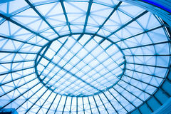 Oval ceiling Royalty Free Stock Photos