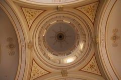 Royal palace celing Stock Image