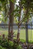 Oval Maidan in Mumbai, India. View at Oval Maidan in Mumbai, India Royalty Free Stock Photo