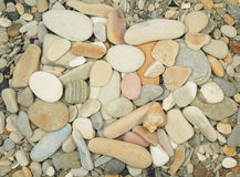 Pebble stone, background Stock Photography