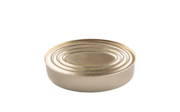 Oval Shape Tin Can III Royalty Free Stock Photo