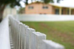 Oval suburbano do grilo Fotos de Stock