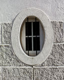 Oval window Stock Photo
