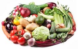 ovala grönsaker Royaltyfri Fotografi
