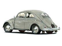 Ovale fendu de scarabée de VW image libre de droits