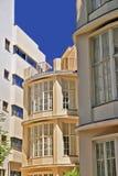 Ovale Fenster Lizenzfreie Stockbilder