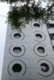 Ovales Windows stockfotografie