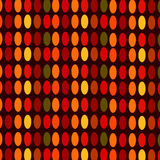 Ovals colorful abstract background. Royalty Free Stock Photos
