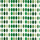 Ovals colorful abstract background. Stock Image