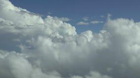 Ovanför molnen HD-antennlängd i fot räknat. lager videofilmer