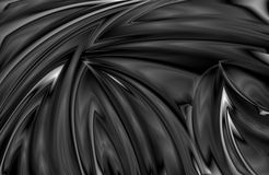 Ovanlig design för mörkerabstrakt begreppmodell Arkivfoto