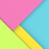 Ovanlig modern materiell design för bakgrund stock illustrationer