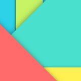 Ovanlig modern materiell design för bakgrund vektor illustrationer