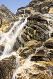 ovanlig vattenfall Arkivbilder