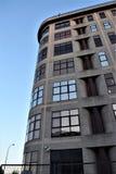 Ovanliga byggnader, Las Tablas, Madrid Royaltyfri Bild
