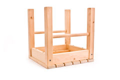 Ovarturned stool Stock Images