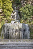 Ovato fountain at Villa D'Este in Tivoli Royalty Free Stock Photos