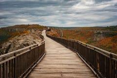 Ovech-Festung, Bulgarien lizenzfreie stockfotografie
