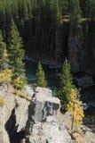 Ovejas River Valley imagen de archivo