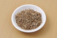 Ovejas Sorrel Organic Dried Imagen de archivo libre de regalías