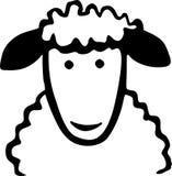 ovelha Imagens de Stock Royalty Free