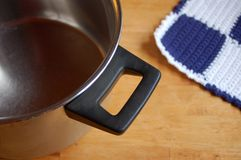Oven cloth Stock Images