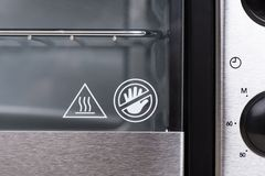Oven Royalty Free Stock Photo