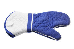 Oven Glove. On White Background Royalty Free Stock Images