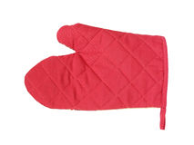 Oven glove mitt Stock Images