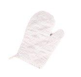 Oven grijze handschoen Royalty-vrije Stock Afbeeldingen