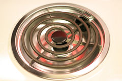 Oven hob Royalty Free Stock Images