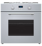 Oven with hob Stock Photos