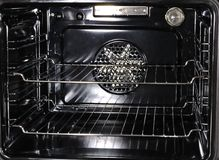 Oven Interior Stock Images