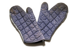 Oven mitts Royalty Free Stock Photos